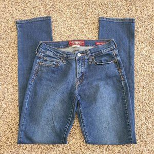 Lucky Brand Sofia Straight Jeans size 2/26